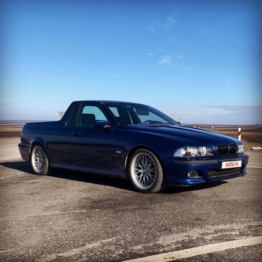 BMW-5-Series-e39-pickup-8
