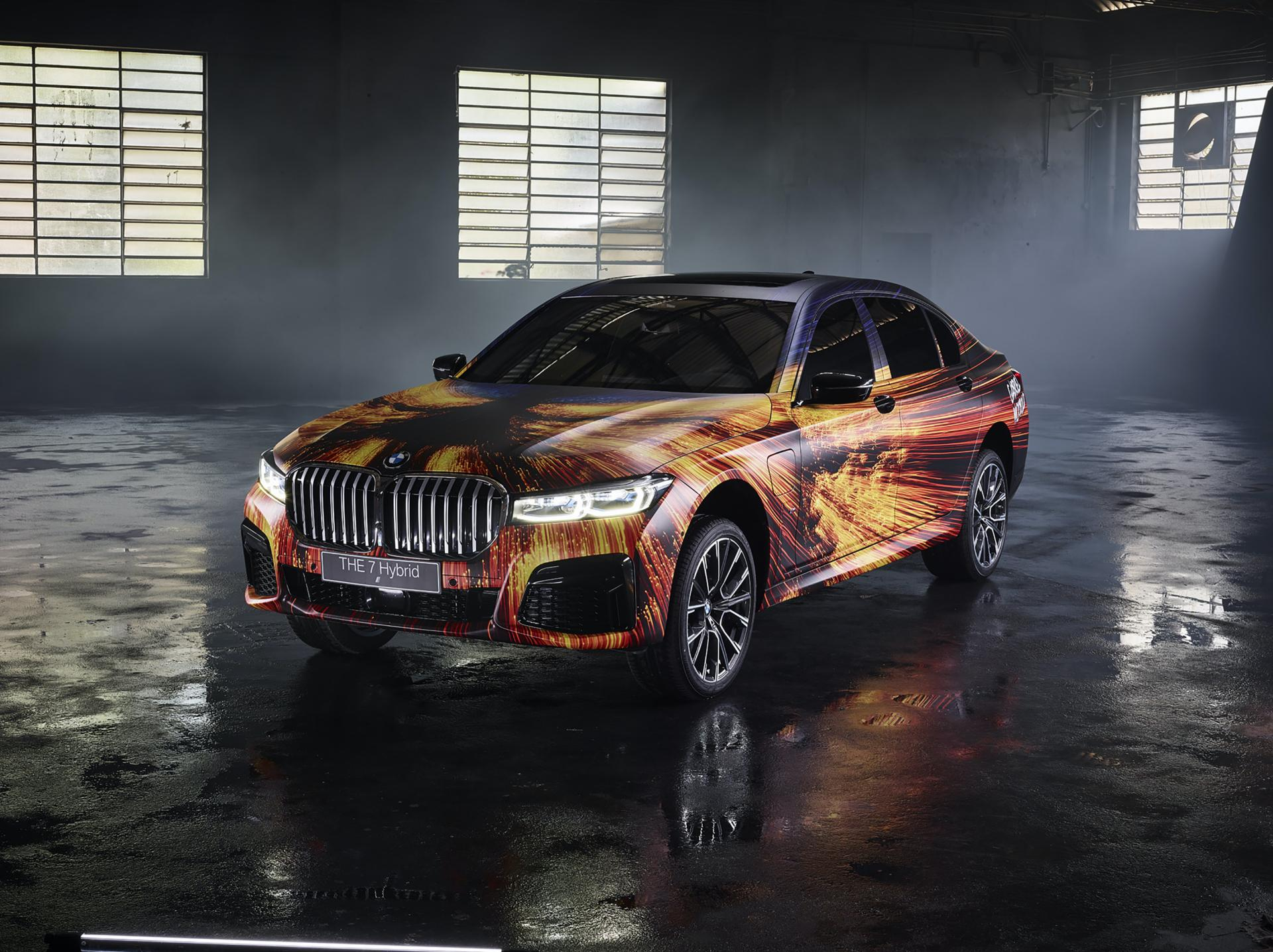 BMW-7-Series-745Le-M-Sport-Gabriel-Wickbold-Car-Art-1