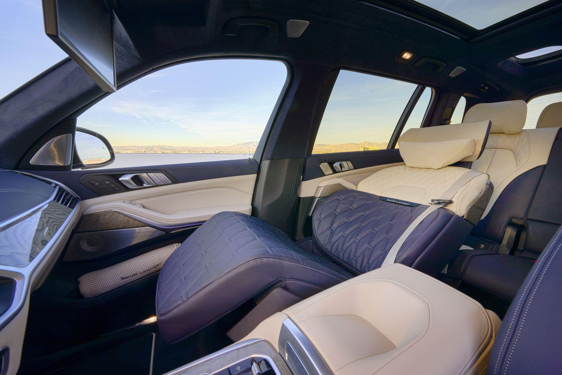 BMW X7 ZeroG