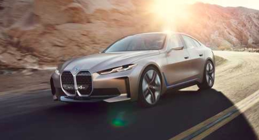 BMW-i4-Concept-photos-leaked