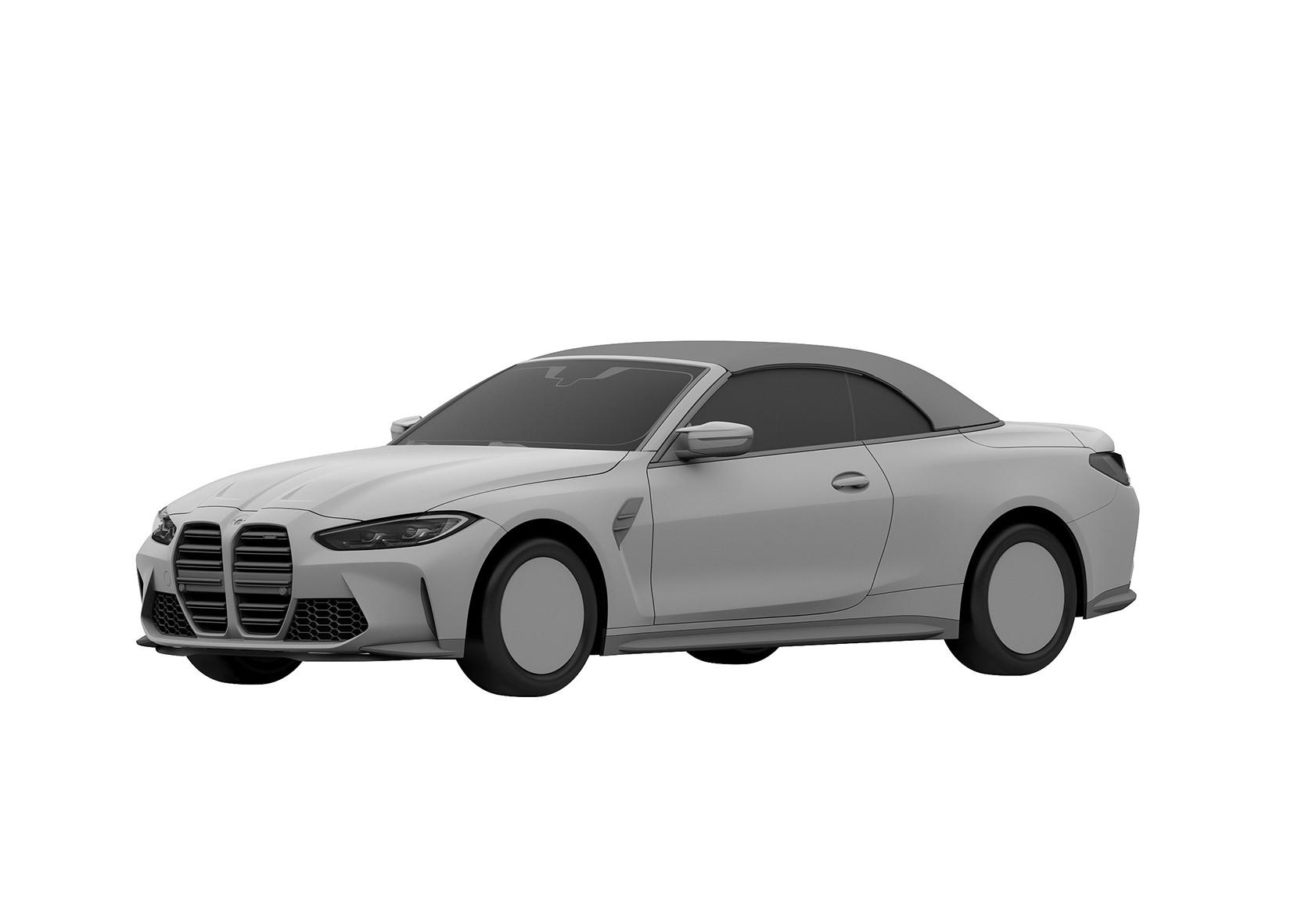 BMW-M4-Convertible-Patent-Photos-1