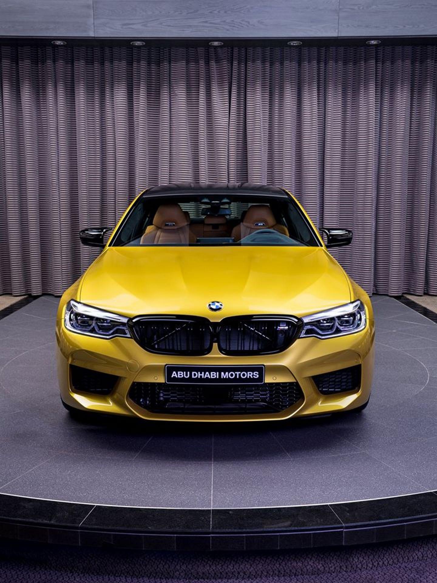 BMW-M5-Competition-Austin-Yellow-Abu-Dhabi-Motors-2