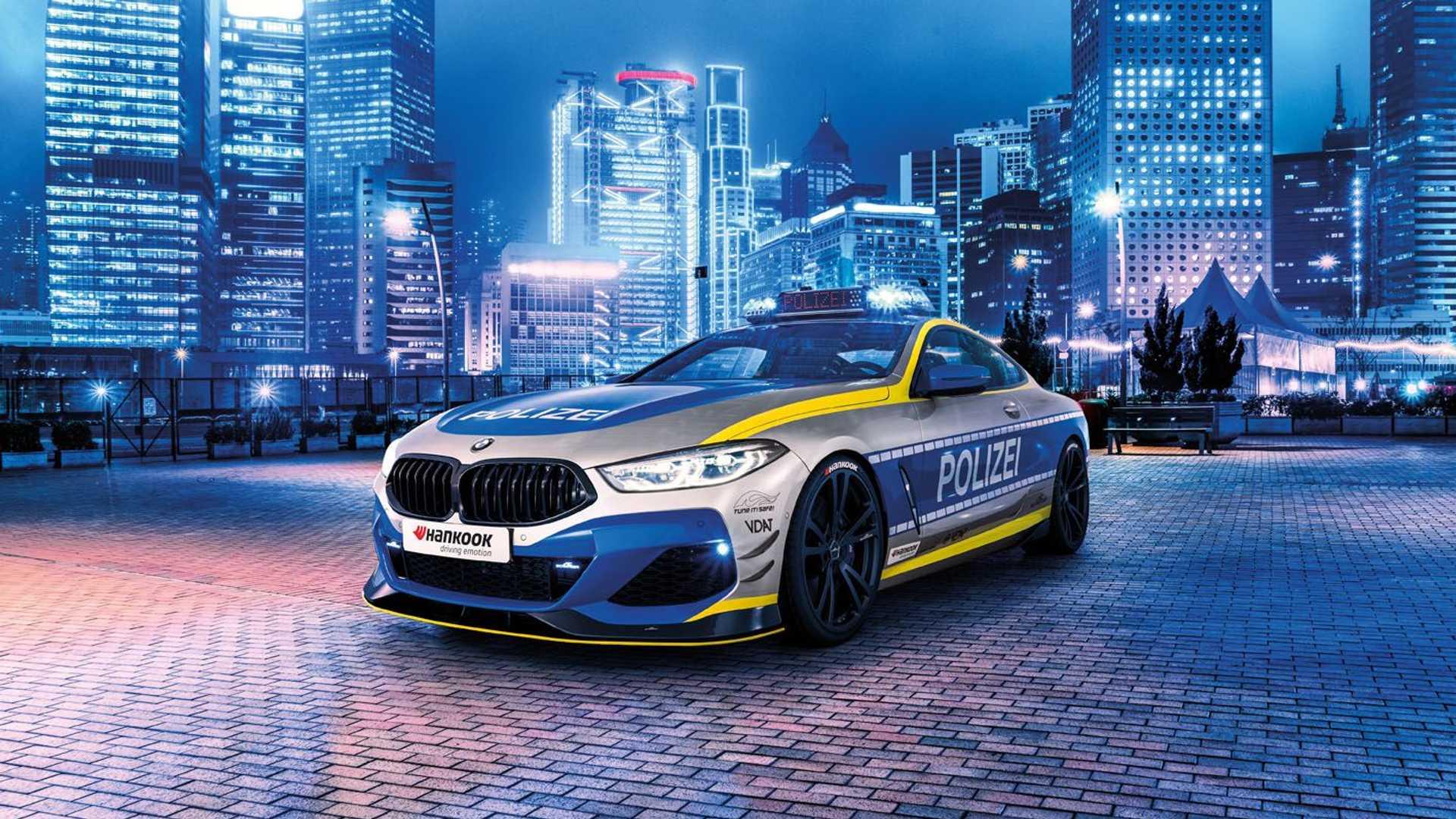 BMW-M850i-police-car-tune-it-safe-4