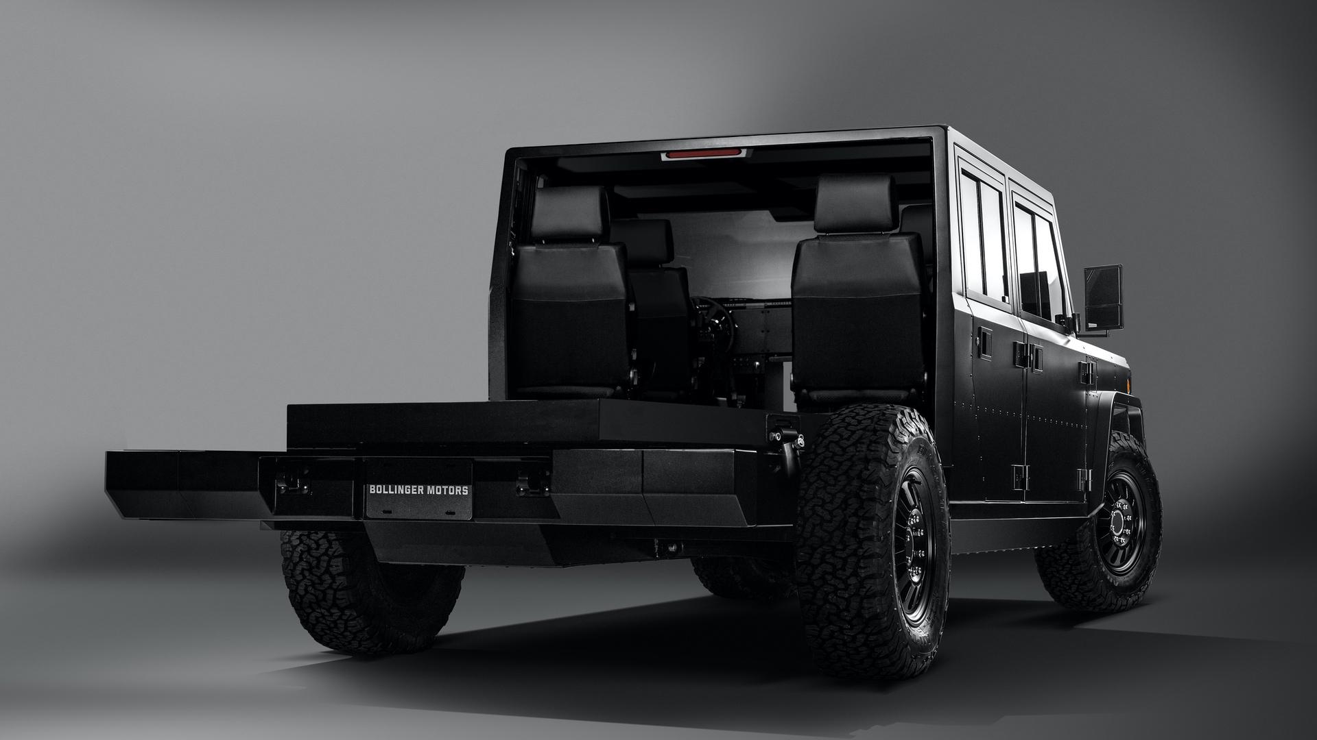 Bollinger-Motors-B2-Chassis-Cab-4-Door-Open-7_8-rear