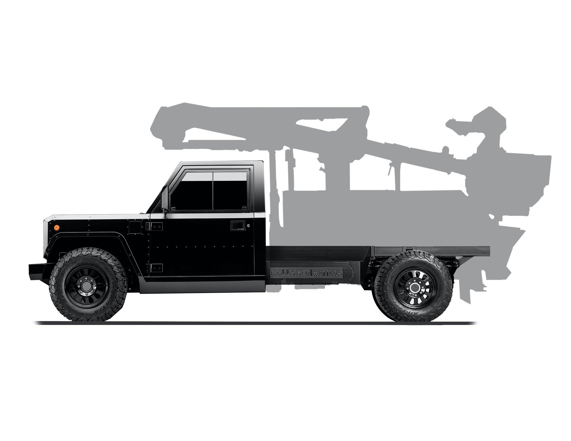 Bollinger-Motors-B2-Chassis-Cab-Bucket-Truck-side