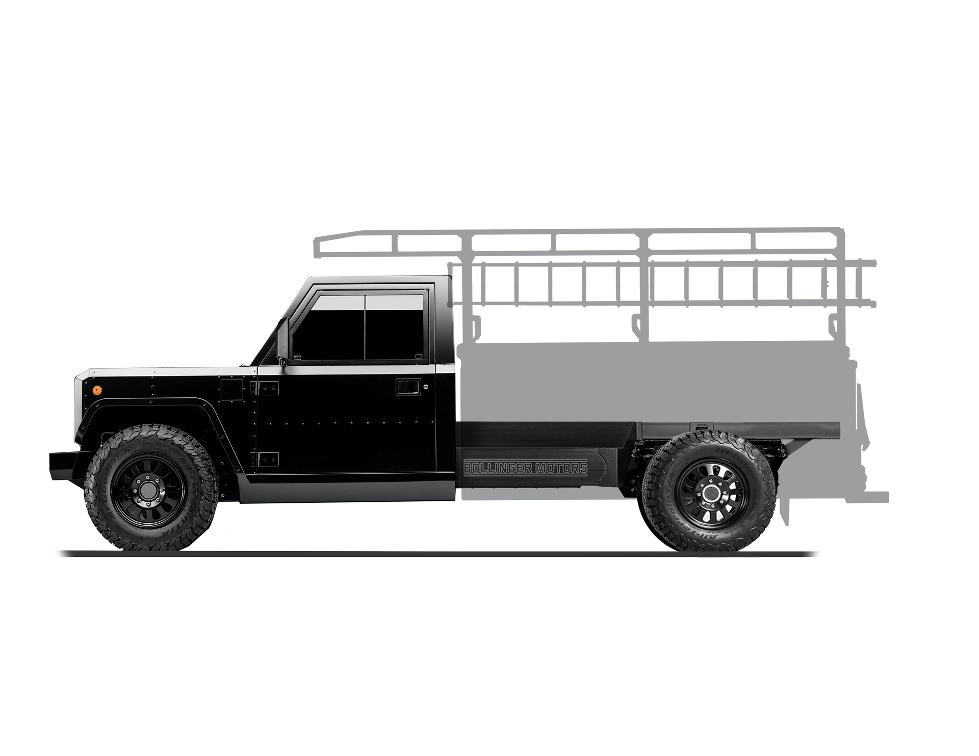 Bollinger-Motors-B2-Chassis-Cab-Contractor-Truck-side
