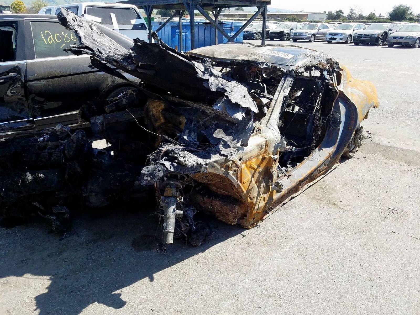 Burned-Toyota-Supra-for-sale-1