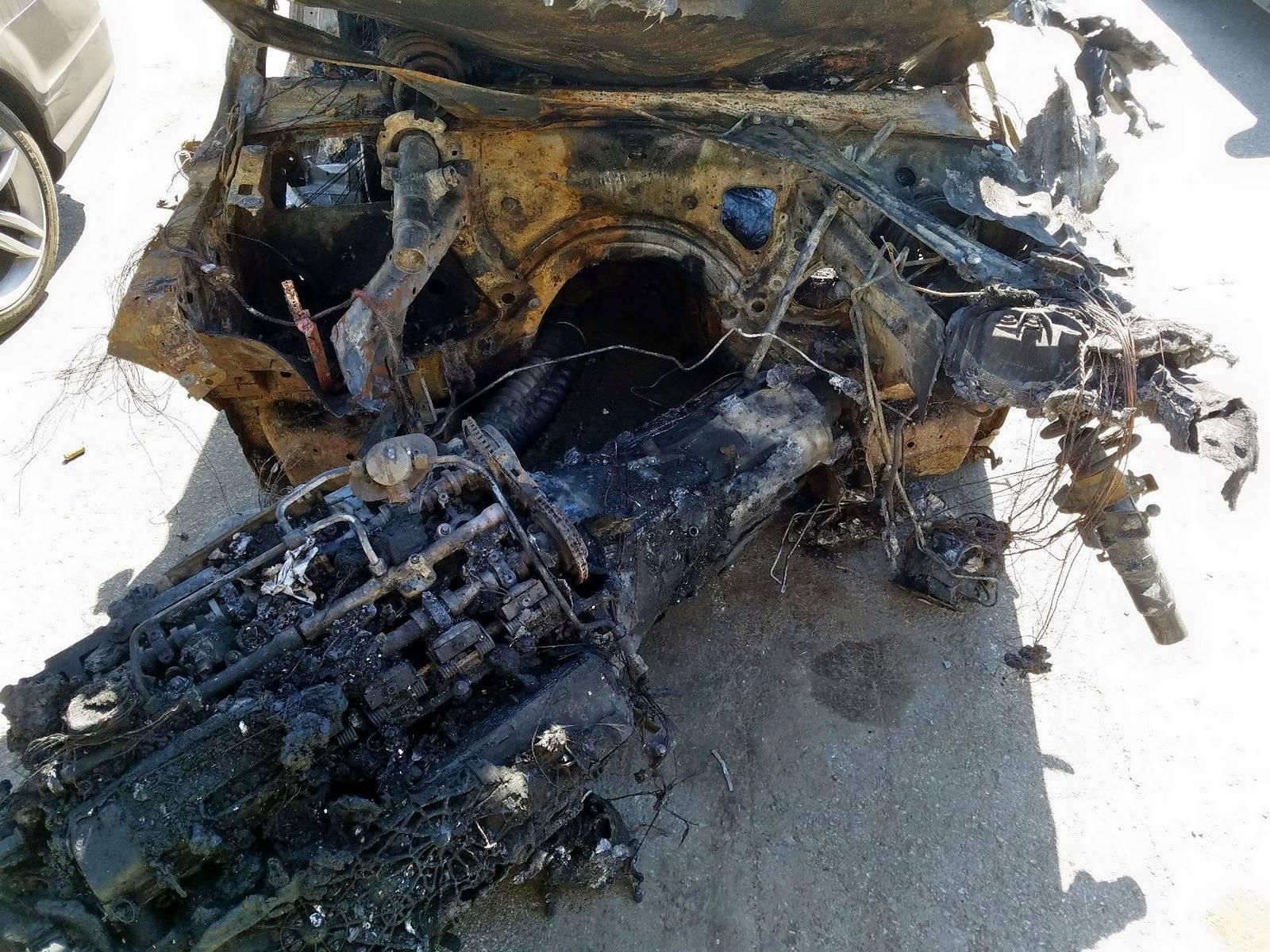Burned-Toyota-Supra-for-sale-4
