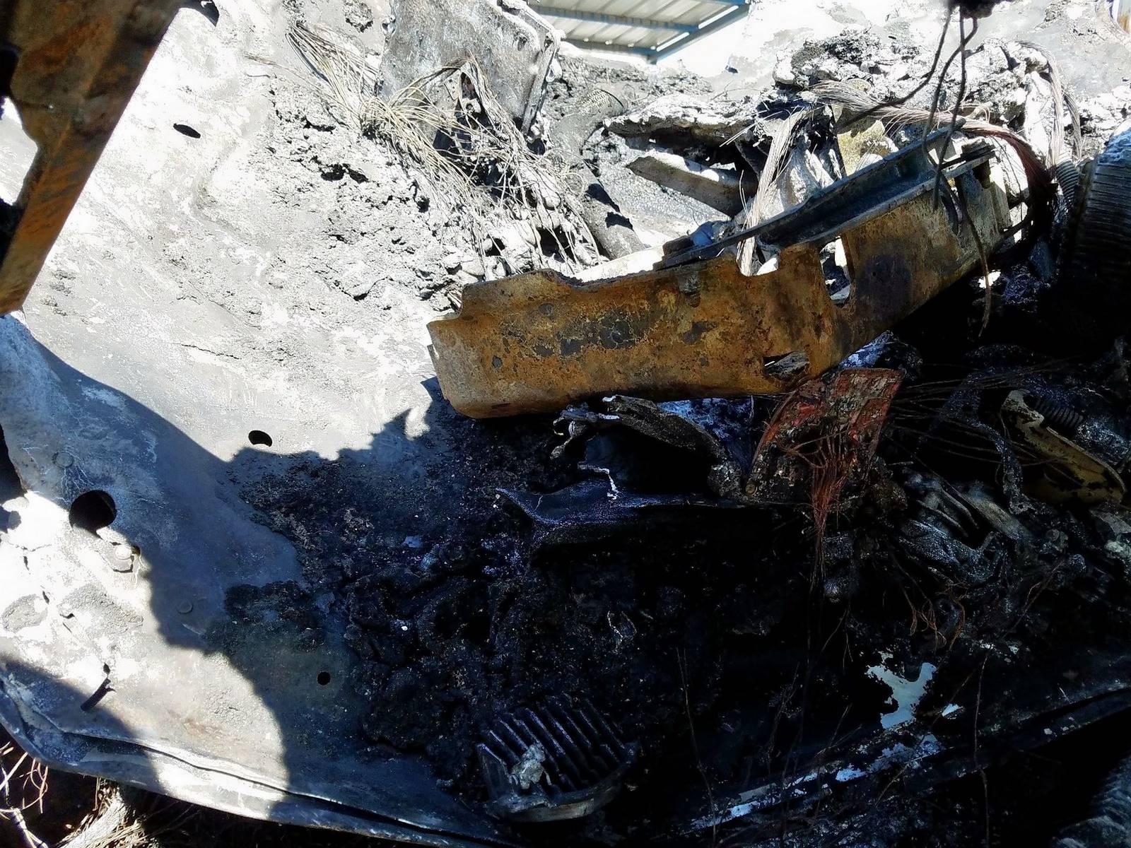 Burned-Toyota-Supra-for-sale-5