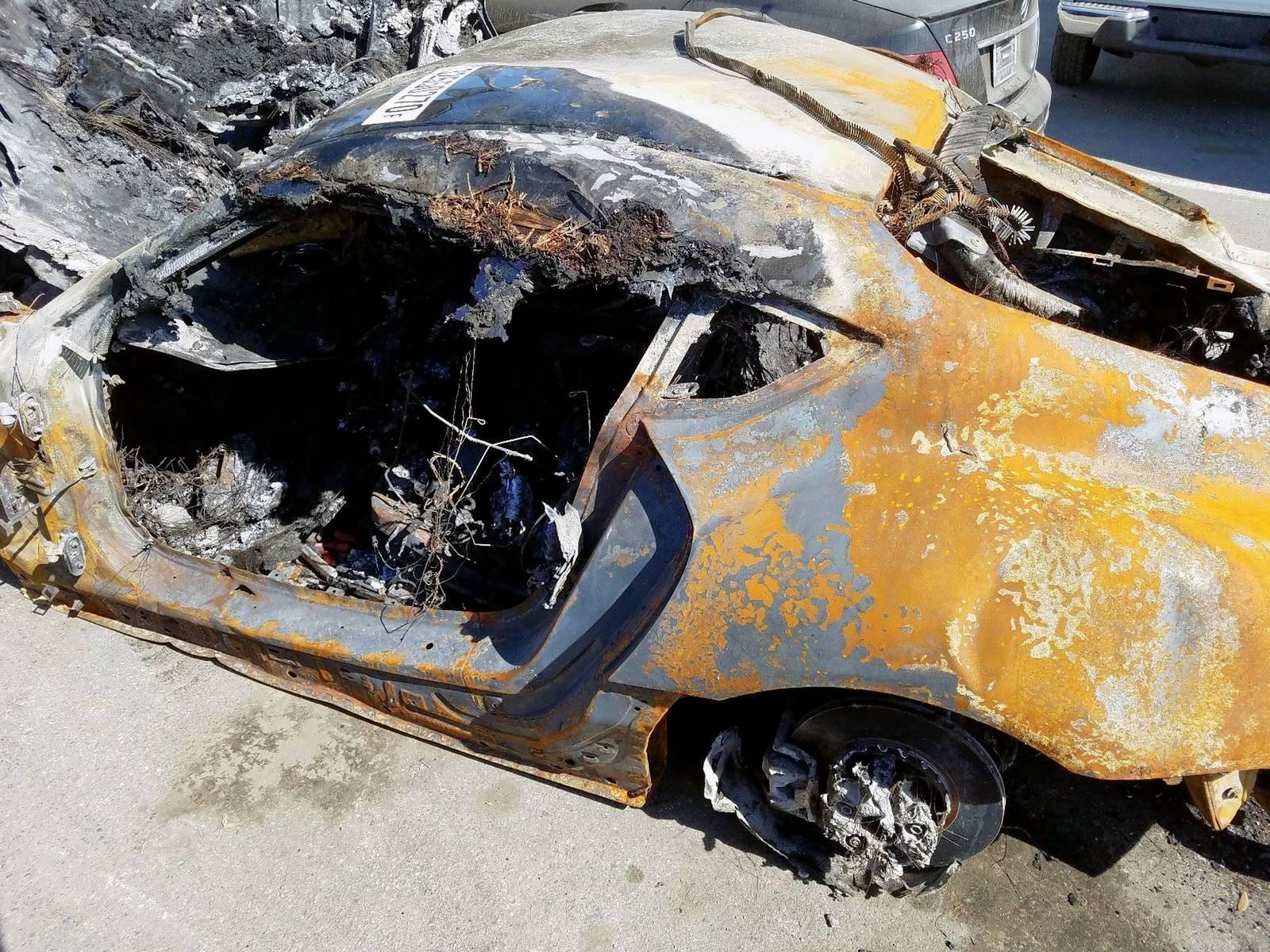 Burned-Toyota-Supra-for-sale-6