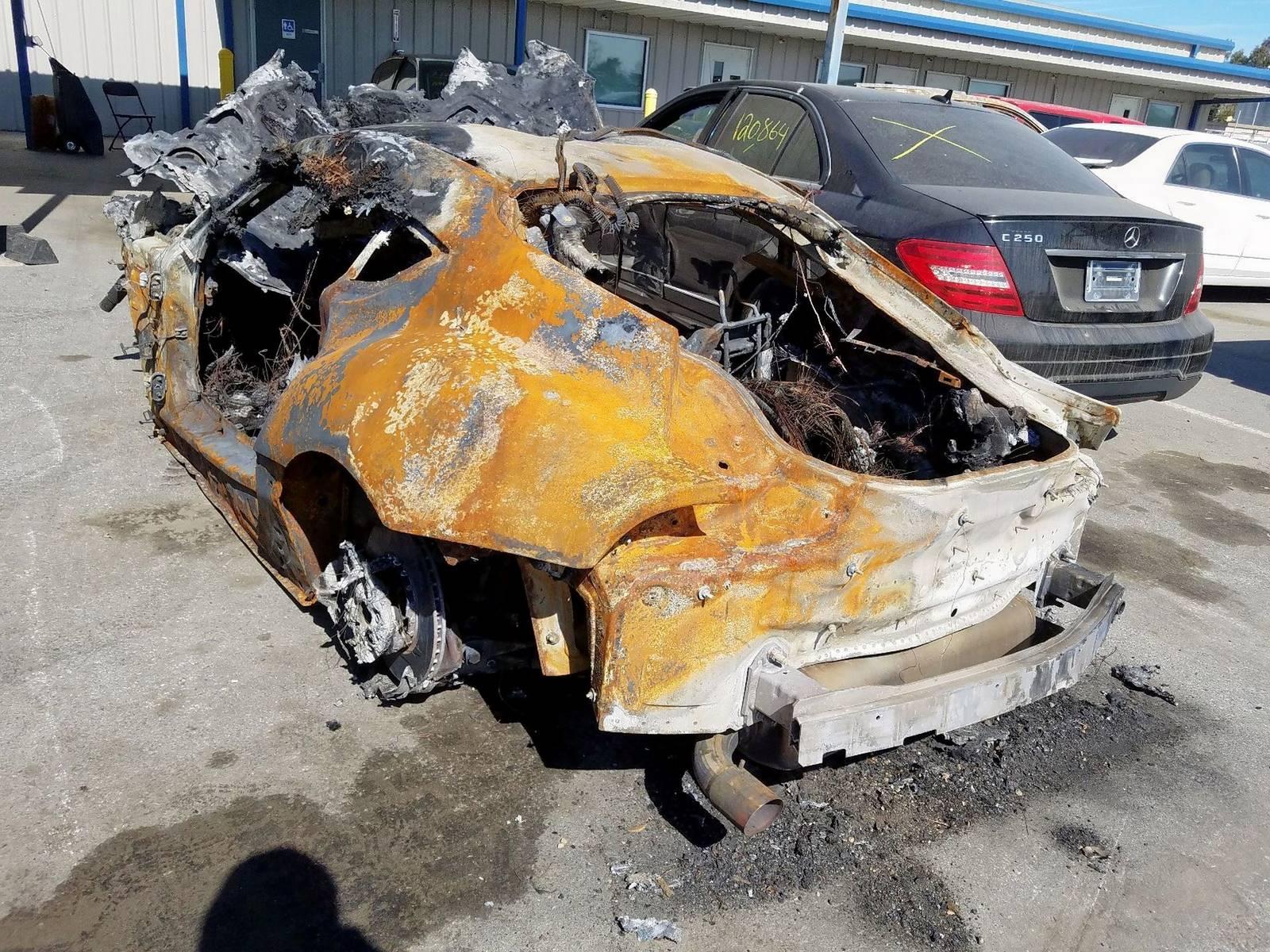 Burned-Toyota-Supra-for-sale-7