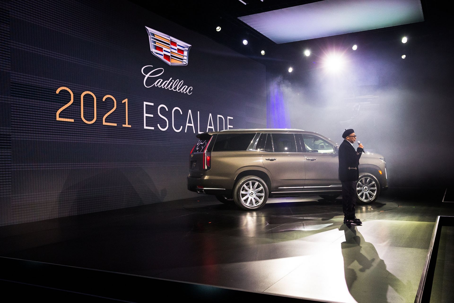 2021 Cadillac Escalade Reveal