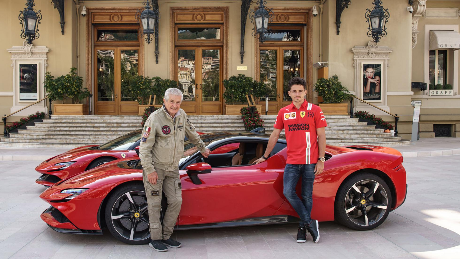 Charles-Leclerc-Ferrari-SF90-Stradale-Monaco-1
