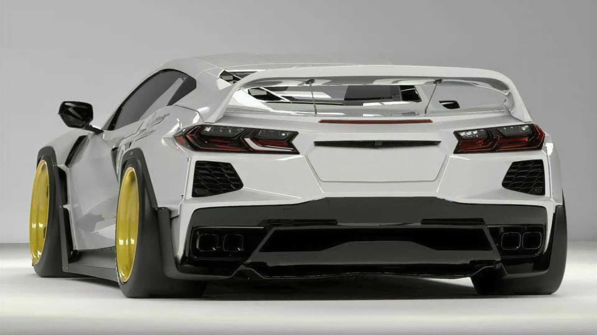 Chevrolet-Corvette-C8-with-Pandem-Rocket-Bunny-bodykit-5