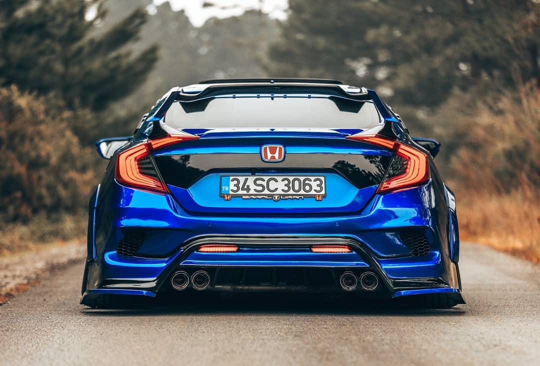 Honda-with-Turkish_Body_Kit-5