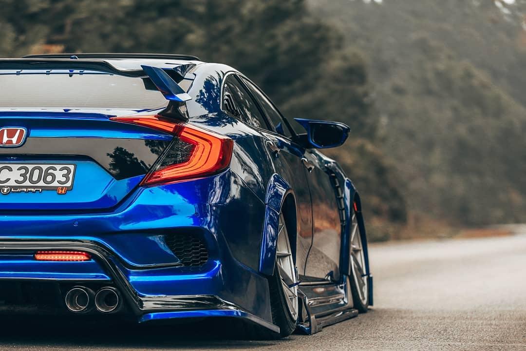 Honda-with-Turkish_Body_Kit-6