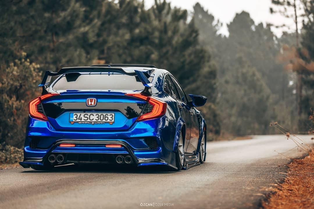 Honda-with-Turkish_Body_Kit-8