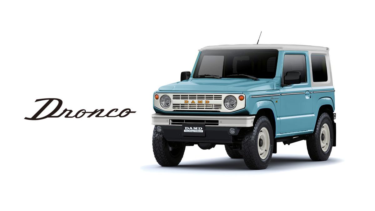 DAMD-Suzuki-Jimny-Dronco-body-kit-1-1