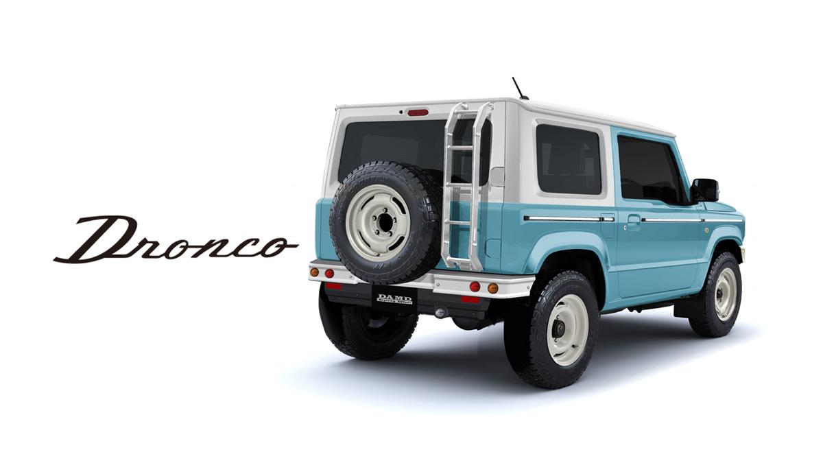 DAMD-Suzuki-Jimny-Dronco-body-kit-2-1