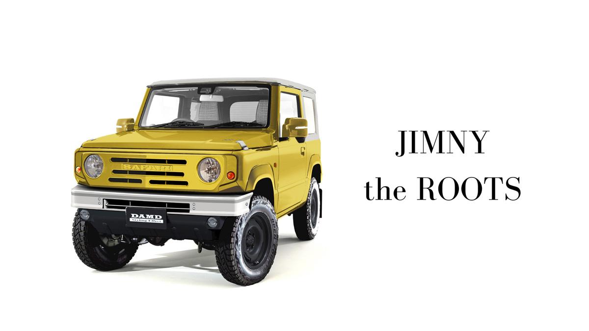 DAMD-Suzuki-Jimny-The-Roots-body-kit-1-1