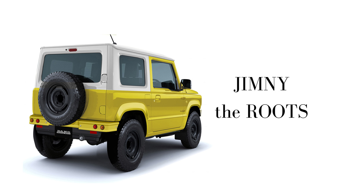 DAMD-Suzuki-Jimny-The-Roots-body-kit-2-1