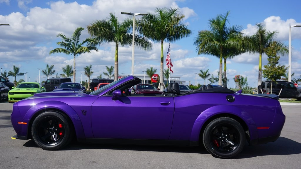Dodge-Challenger-SRT-Demon-Convertible-for-sale-10