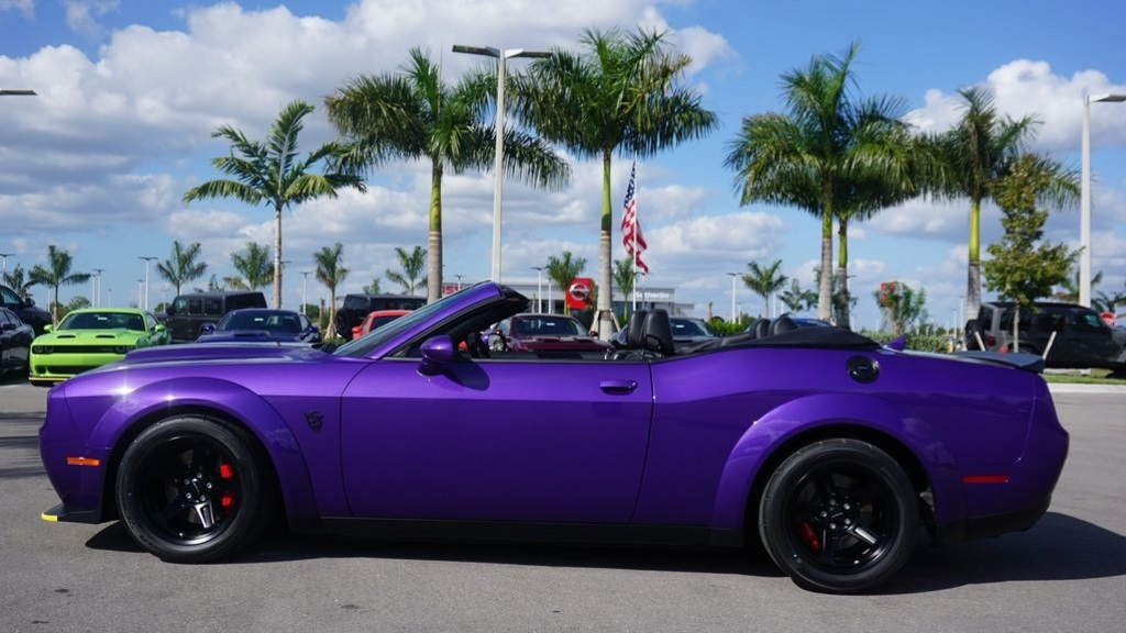 Dodge-Challenger-SRT-Demon-Convertible-for-sale-14