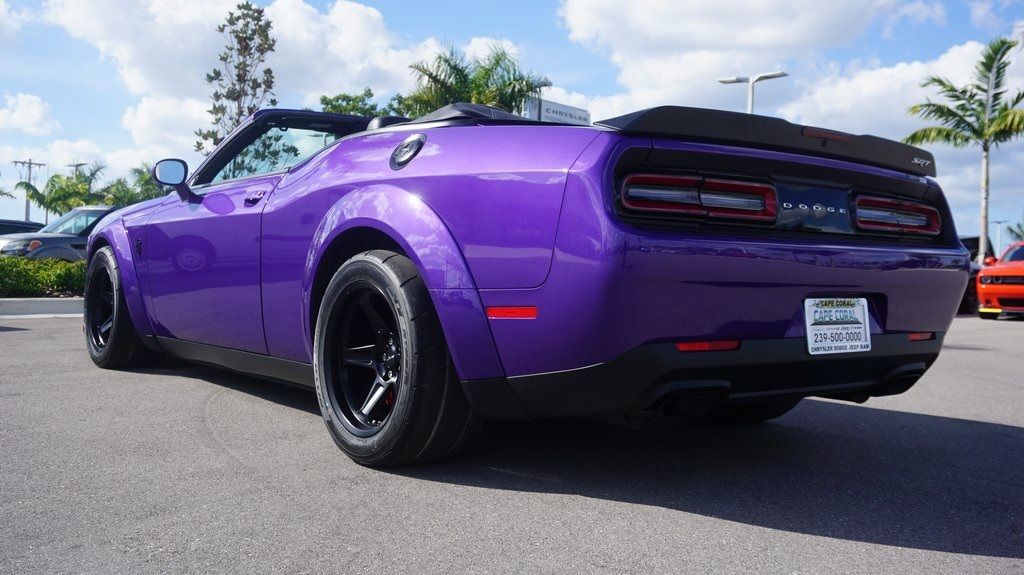 Dodge-Challenger-SRT-Demon-Convertible-for-sale-9