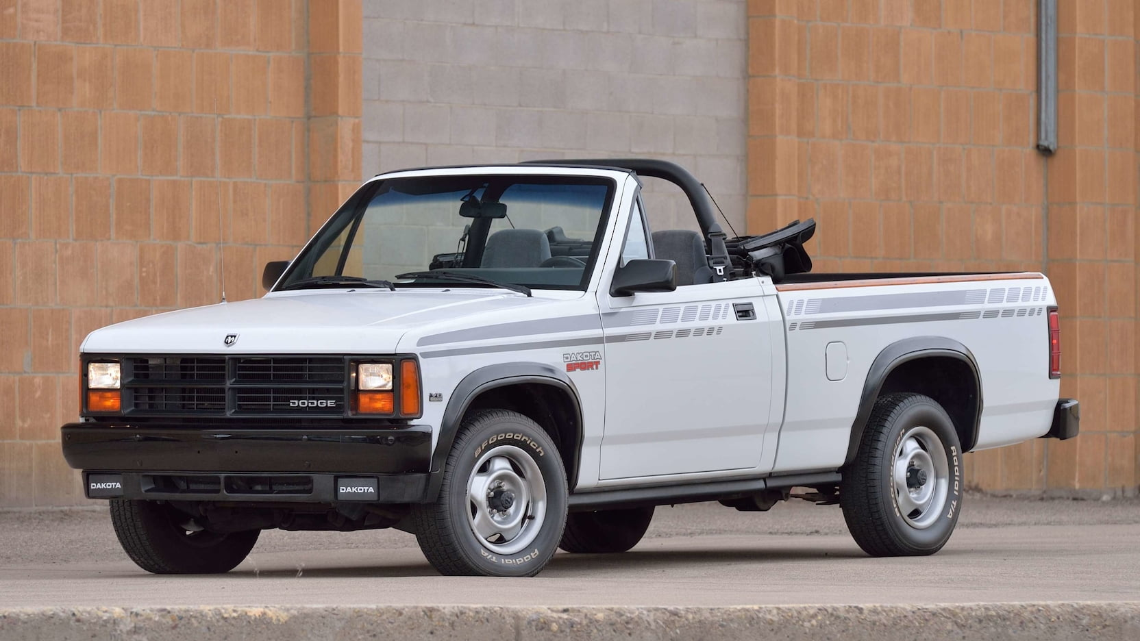 Dodge-Dakota-LS-Sport-Convertible-1990-1