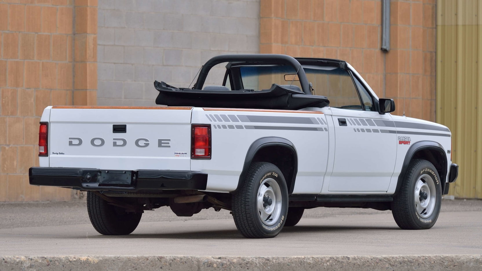 Dodge-Dakota-LS-Sport-Convertible-1990-3