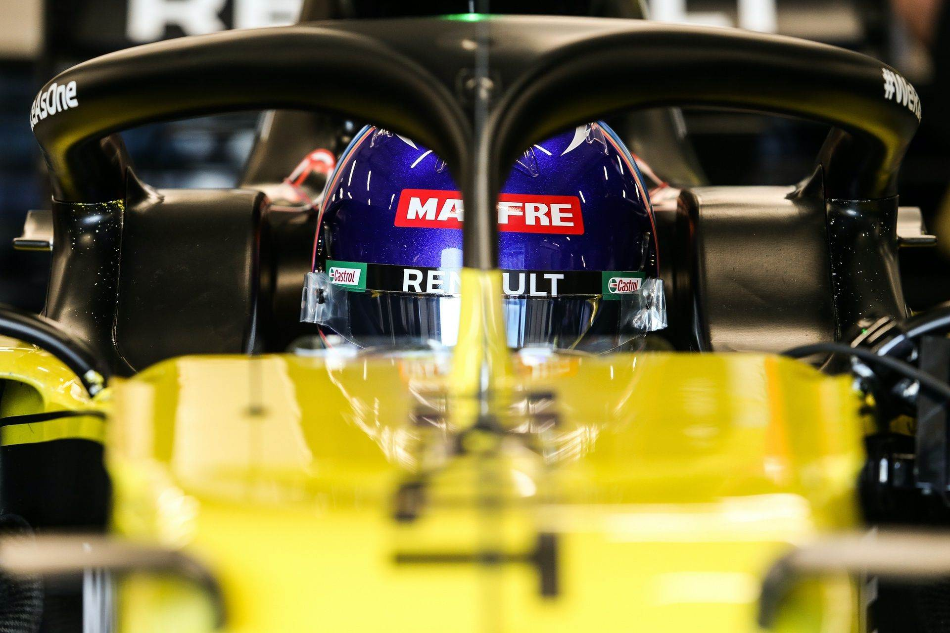 Renault F1 Team Film Day