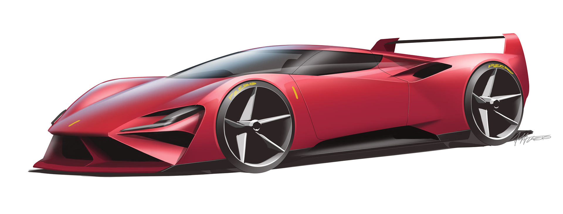 Ferrari-F40-concept-2