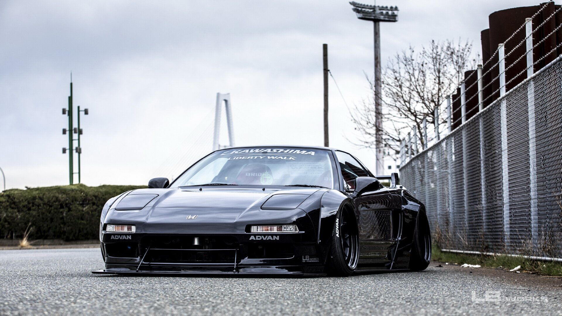 First-gen-Honda-NSX-by-Liberty-Walk-1