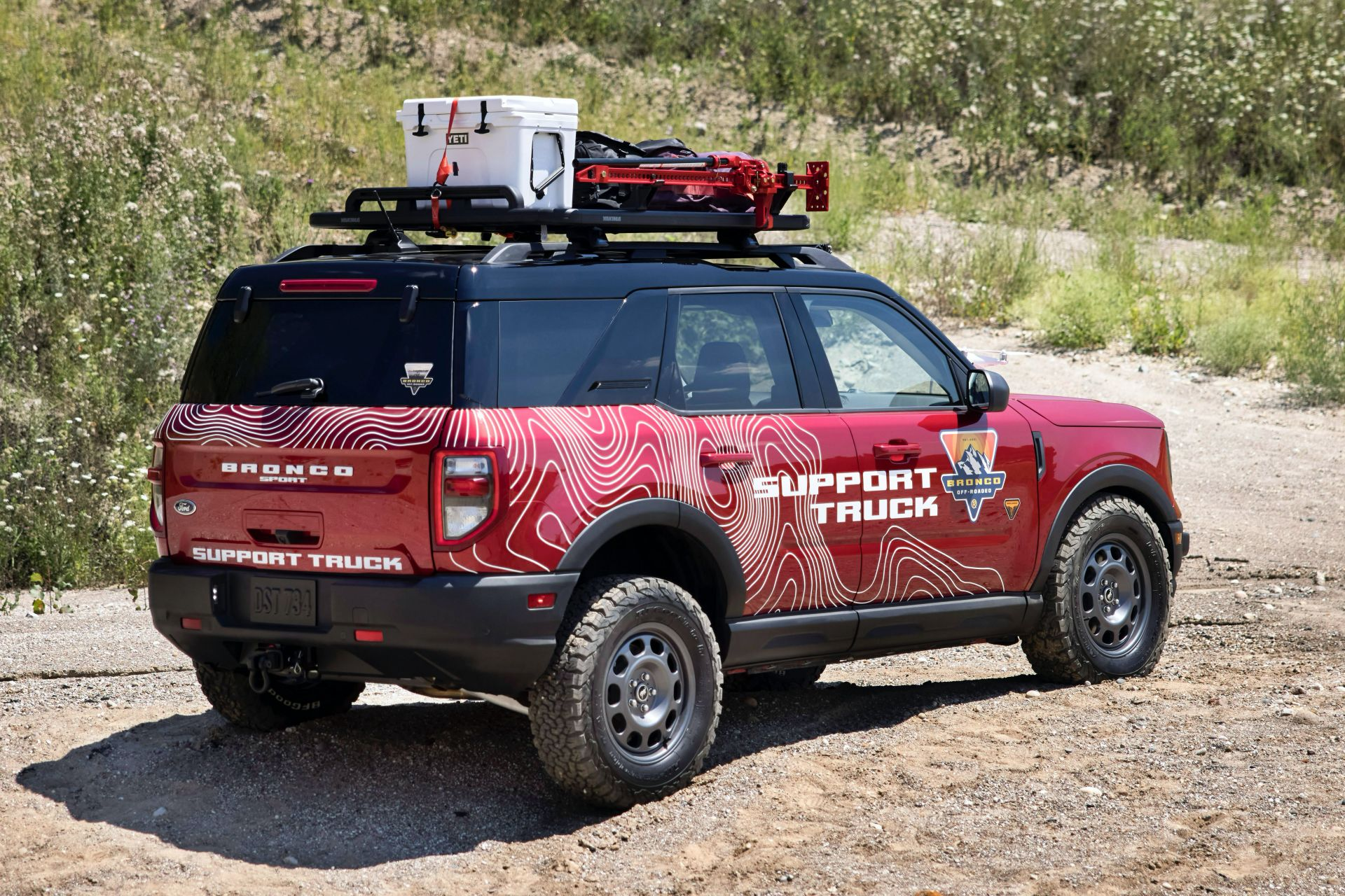 Ford-Bronco-Sport-Off-Roadeo-Adventure-Patrol-Concept-1