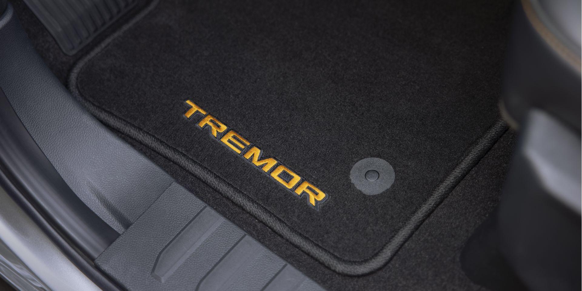 2021 Ford F-150 Tremor