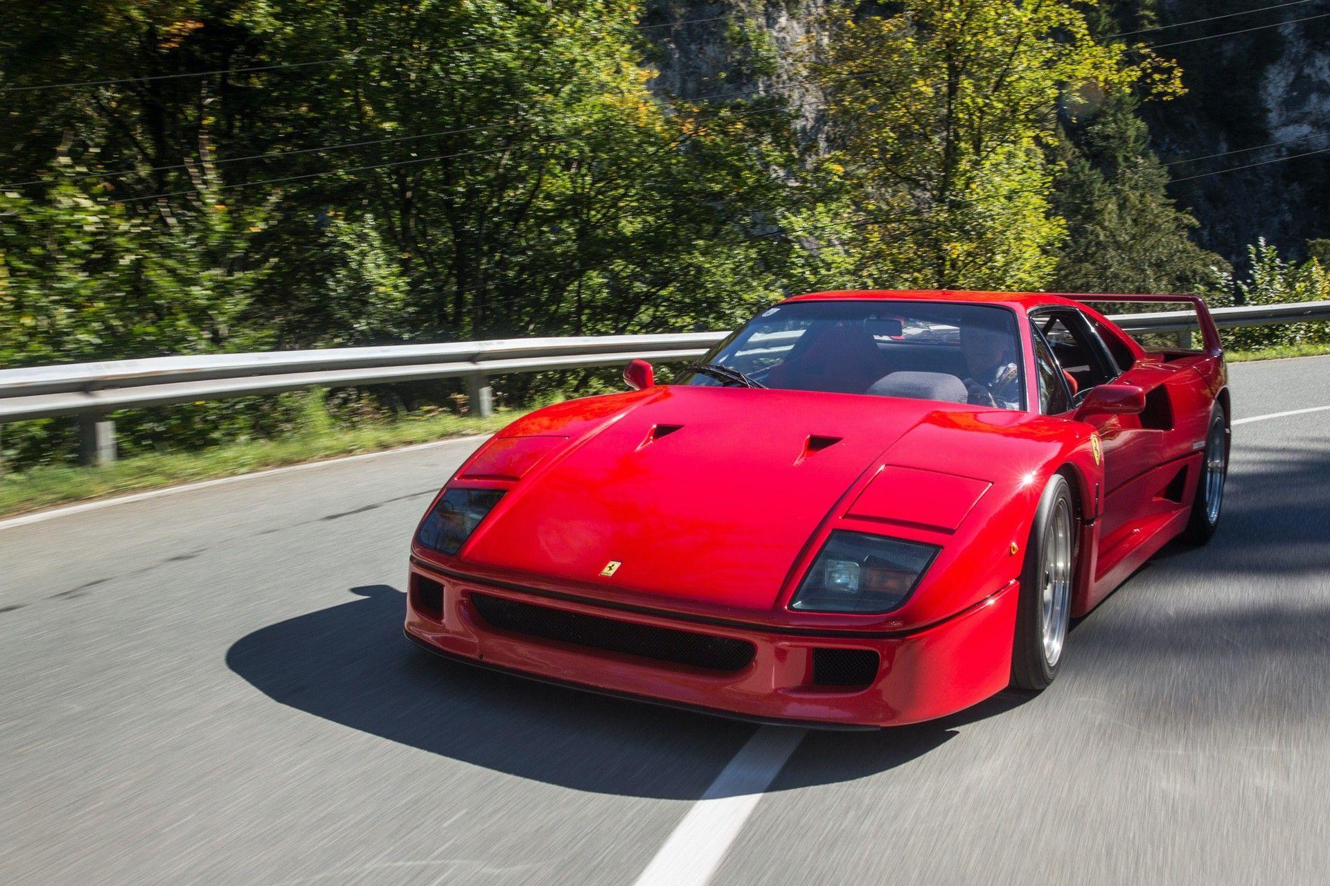 Gerhard_Berger_Ferrari_F40_0033