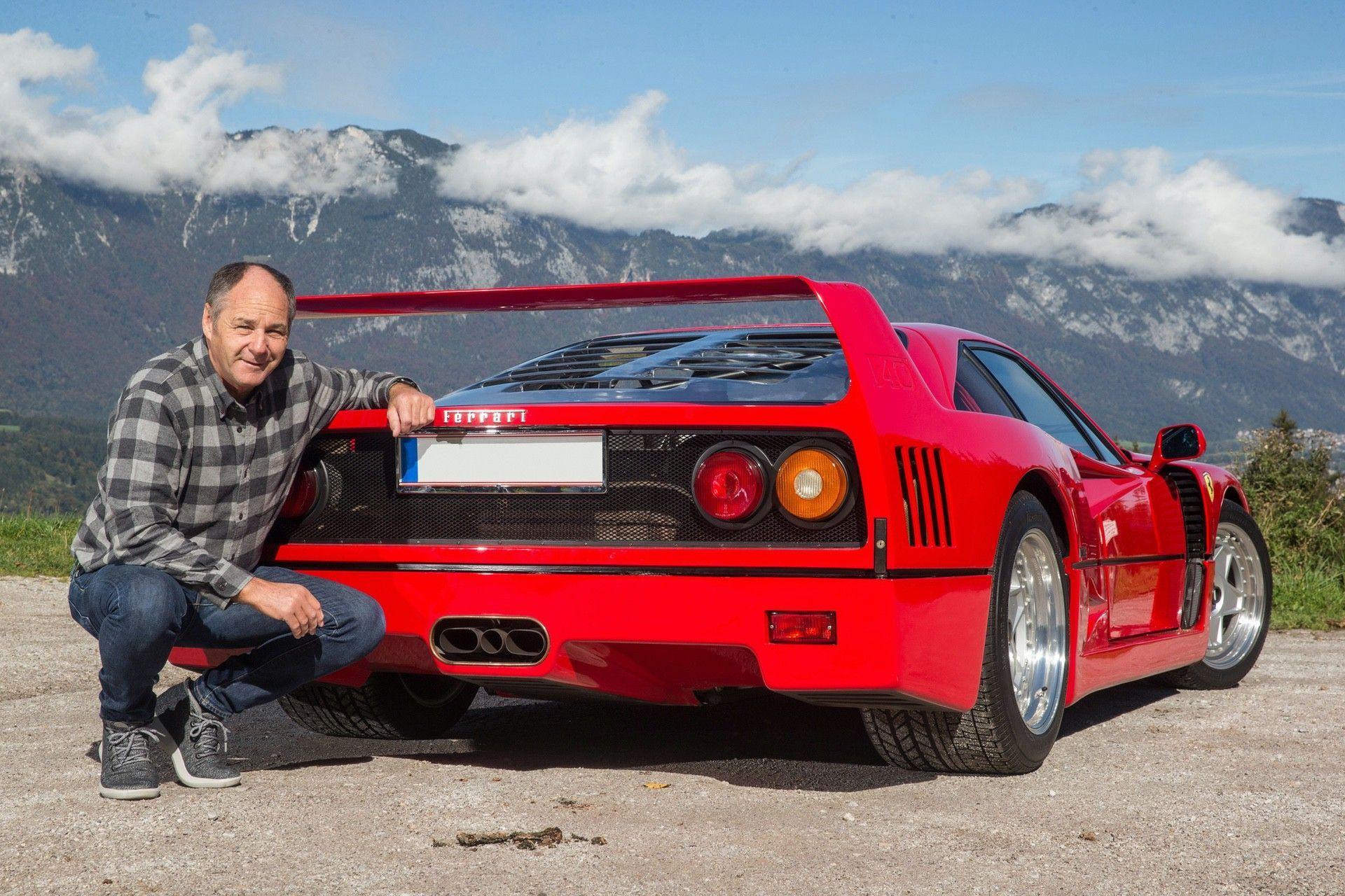 Gerhard_Berger_Ferrari_F40_0034