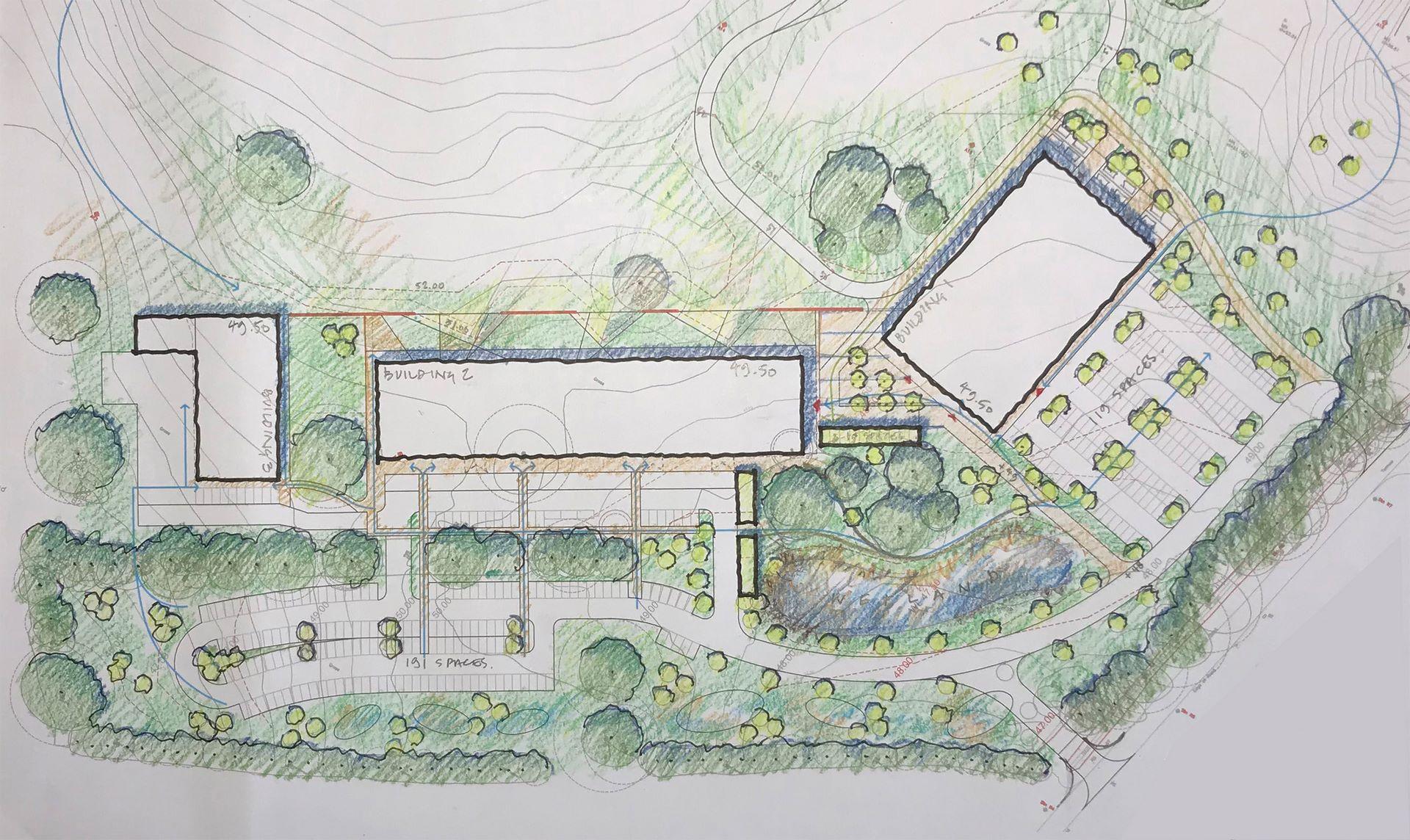 Gordon-Murray-Group-HQ-Masterplan-Drawing-2