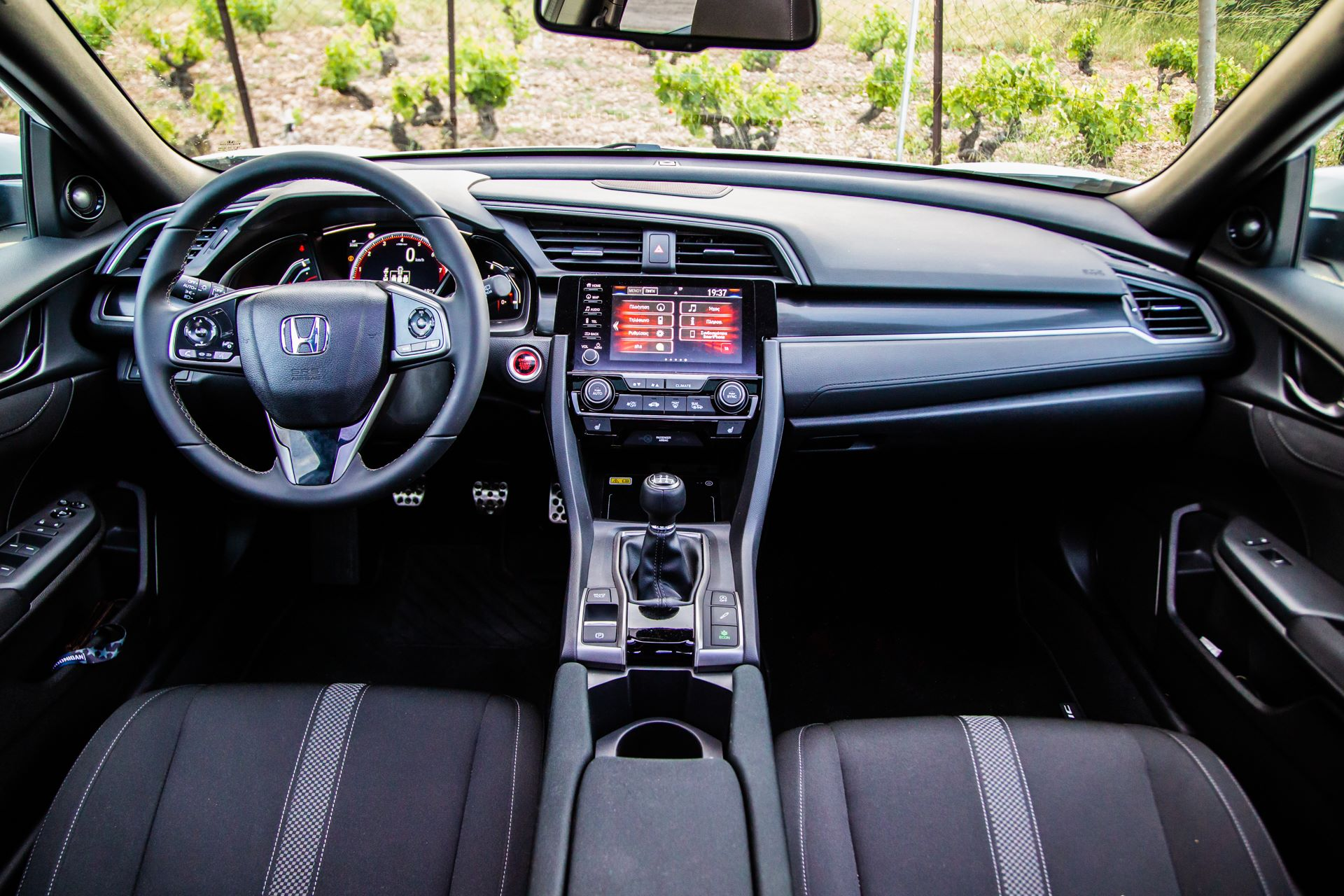 Test_Drive_Honda_Civic_1.5_ΜΥ2020_0015