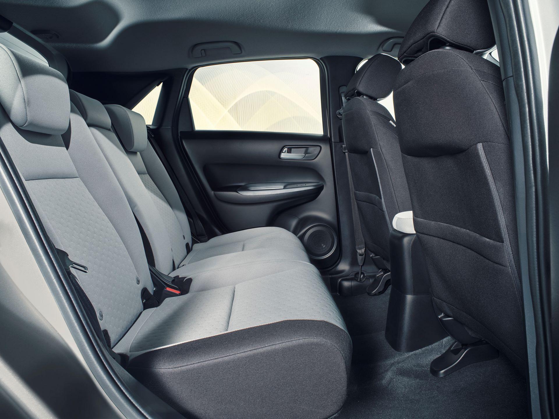Honda Jazz Magic Seat Detail Interior