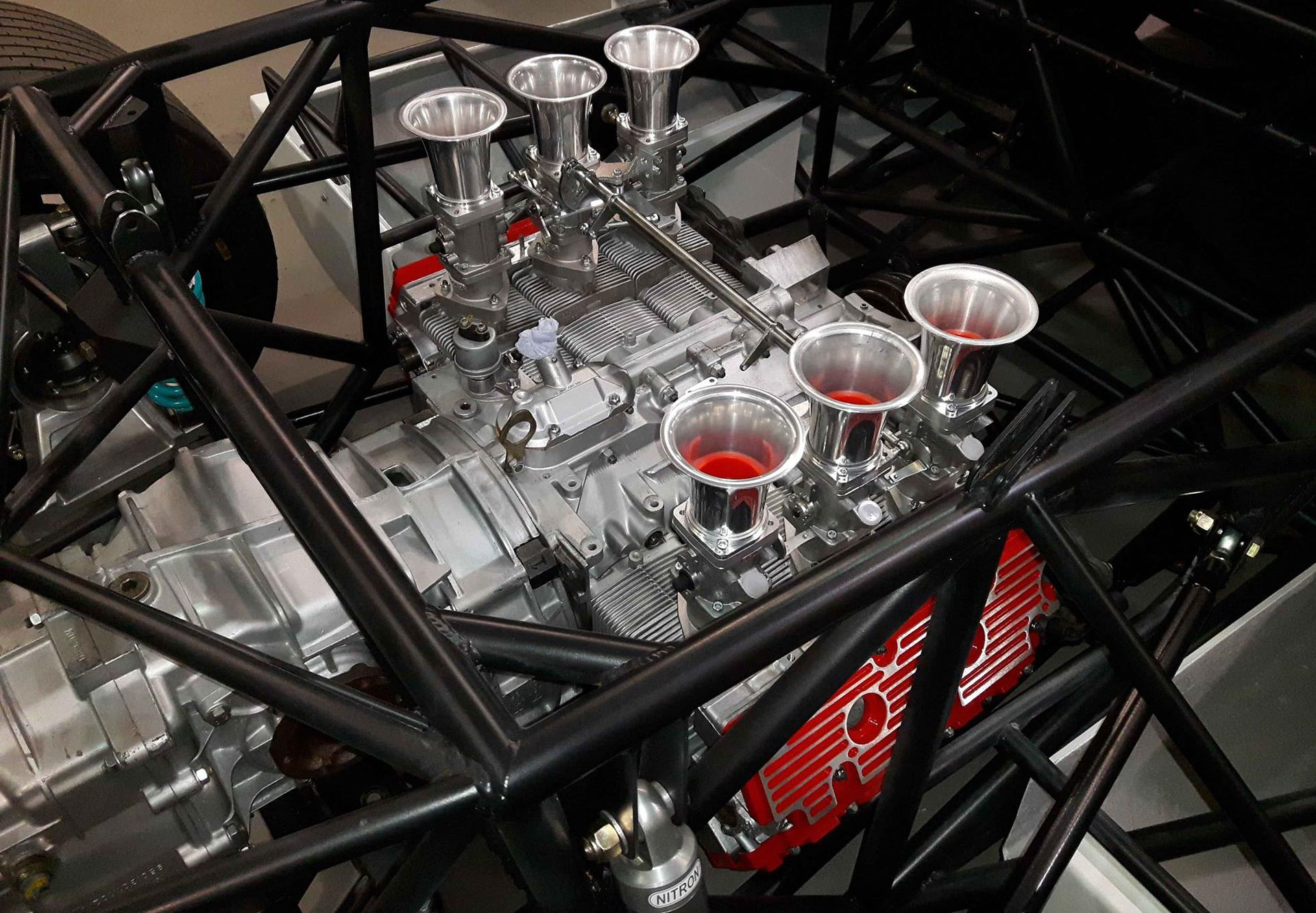 Icon Engineering Porsche 917K Replica