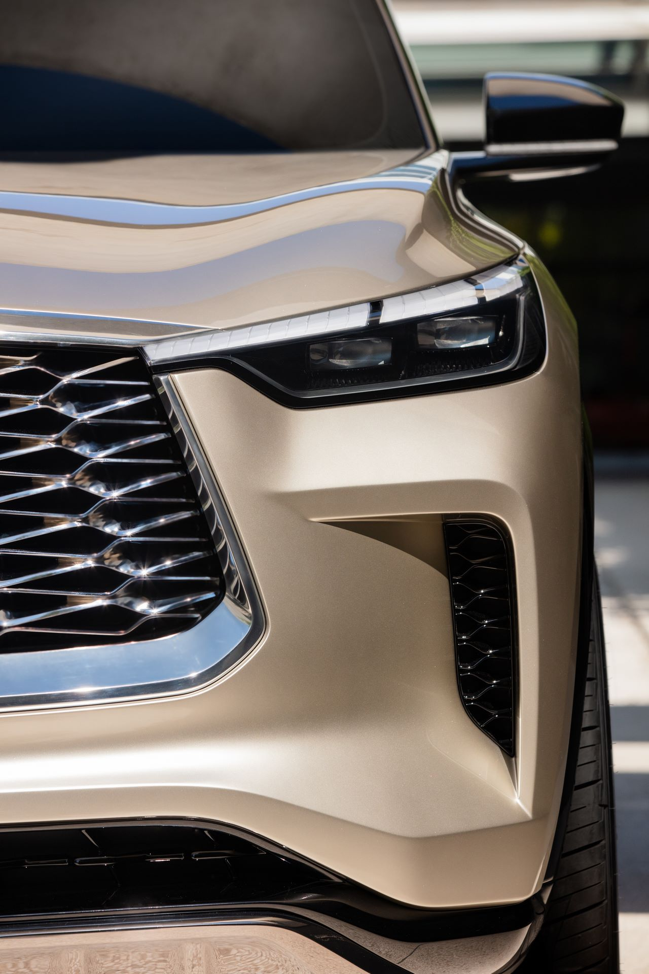 The INFINITI QX60 Monograph - Ext details - 4 mb