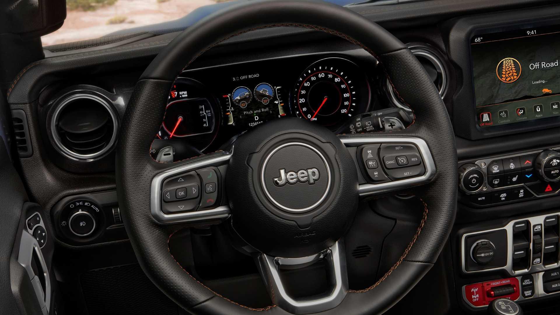 2021-jeep-wrangler-rubicon-392-interior-steering-wheel