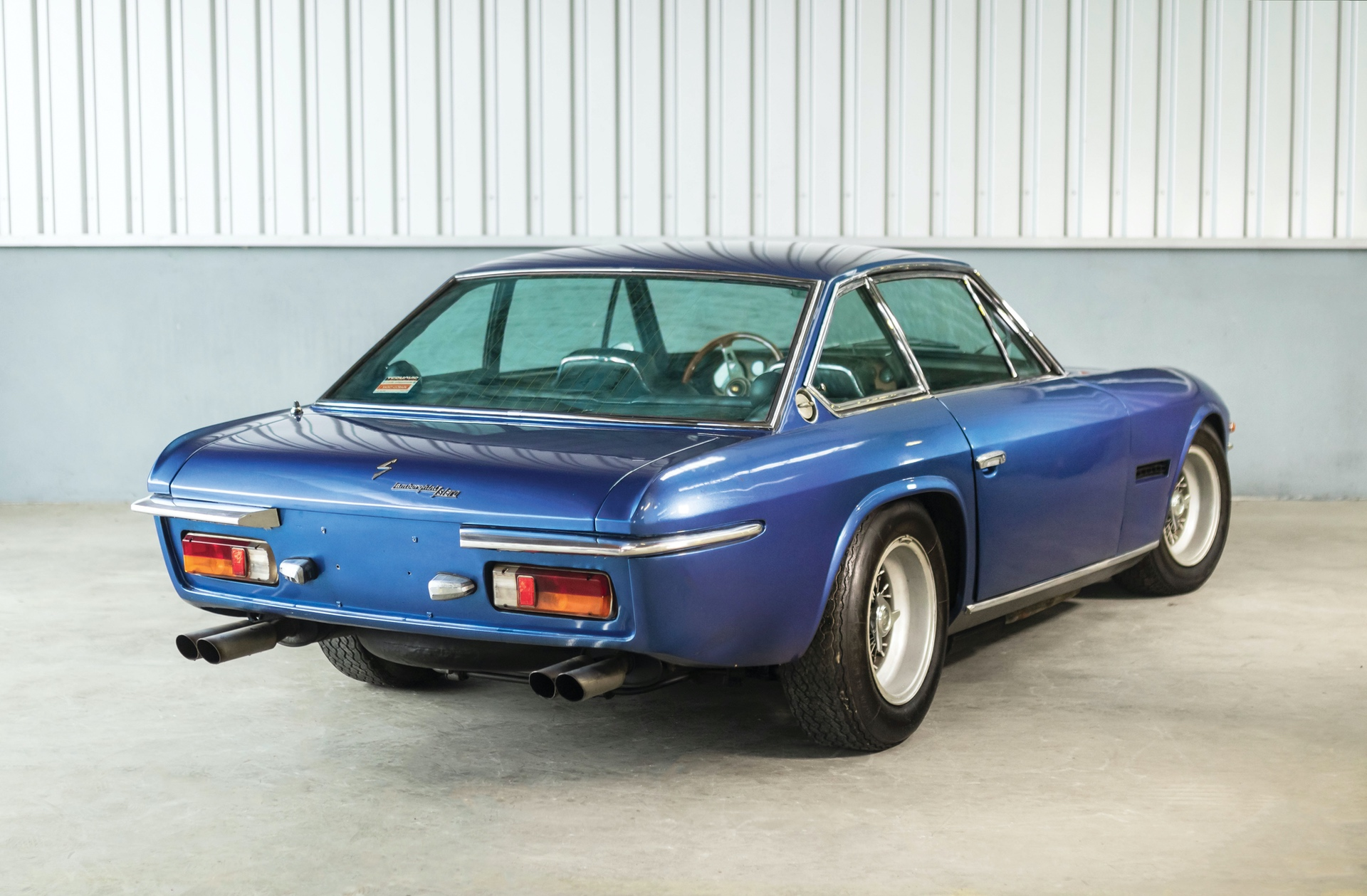 1970-Lamborghini-Islero-400GTS-_1