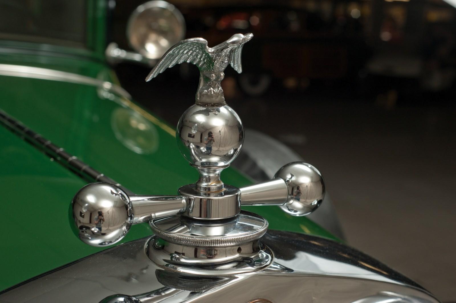 Cadillac V8 Al Capone Town Sedan 1928