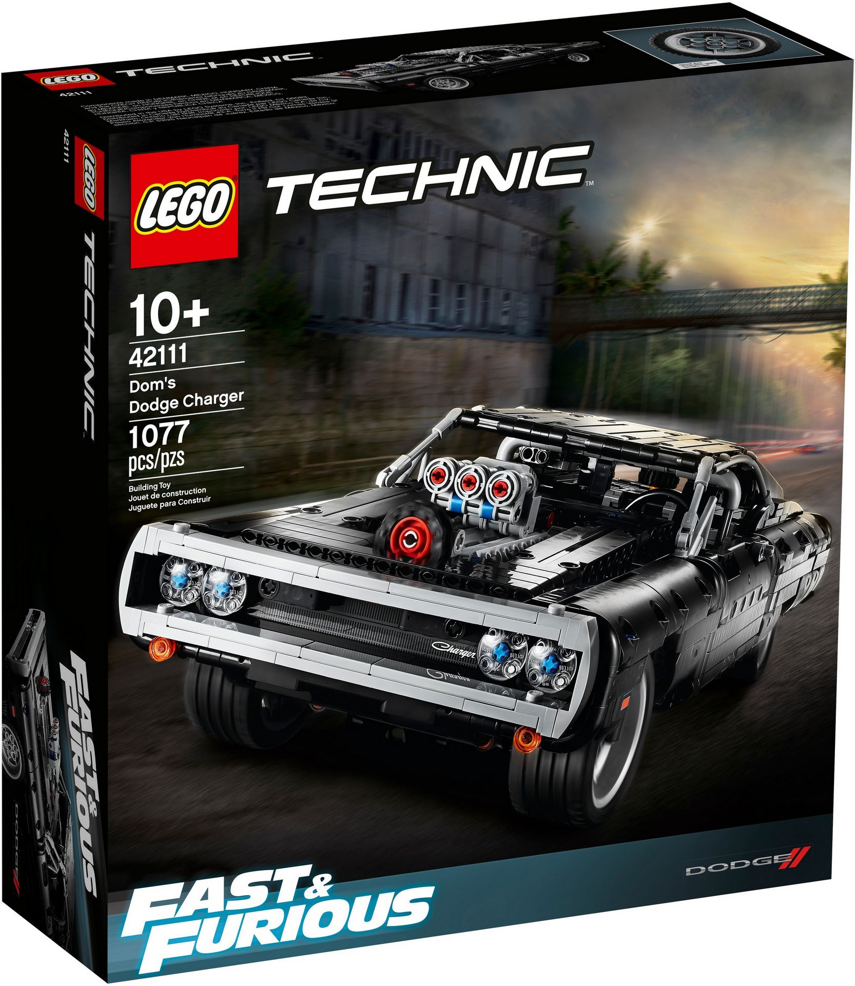 Lego-Dodge-Charger-9