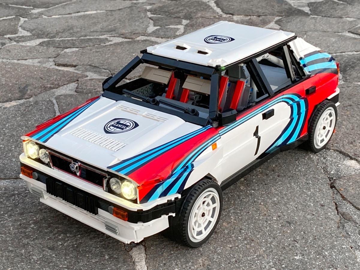 LEGO_Lancia_Delta_Integrale_Rally_Car_0000