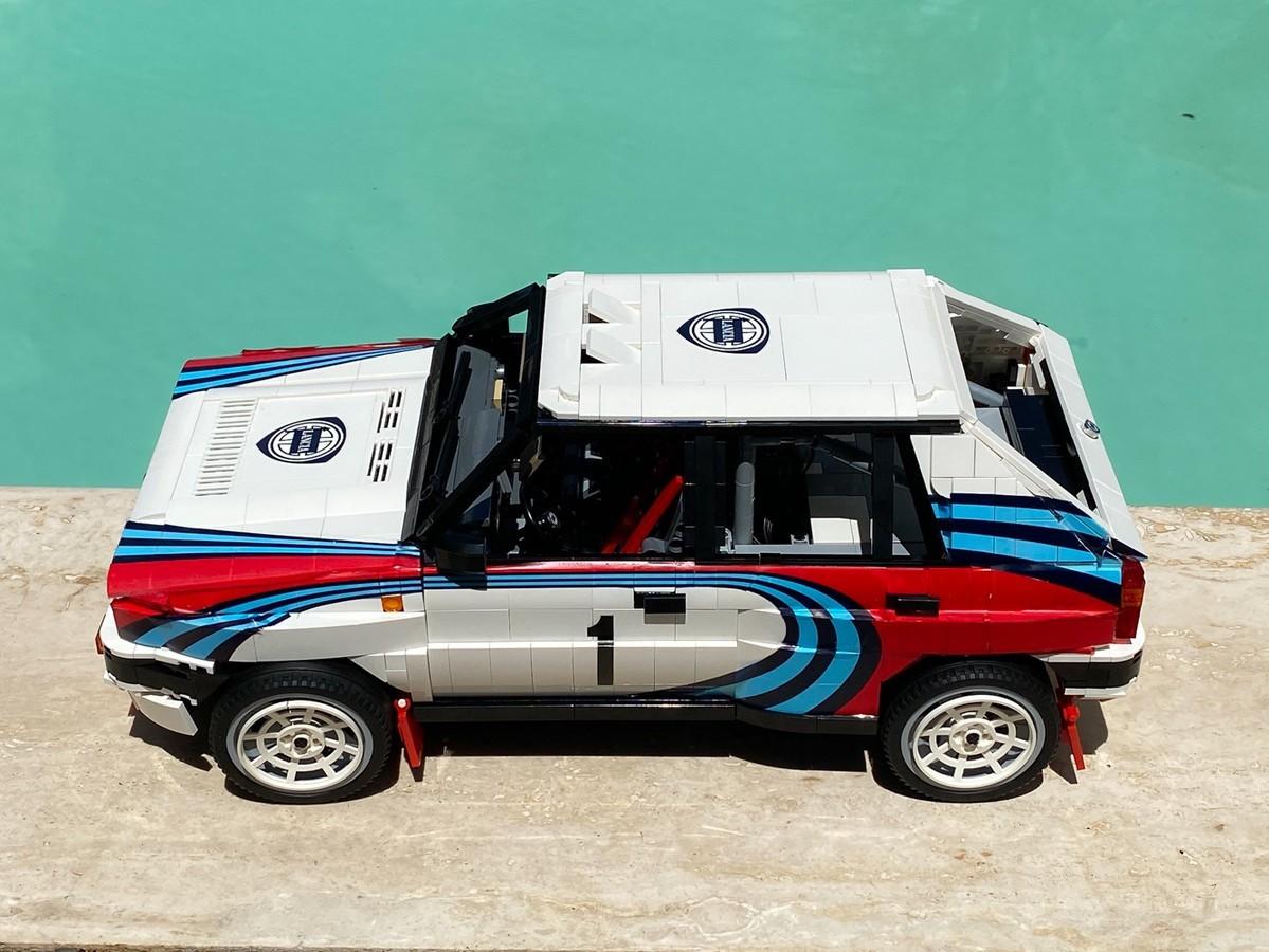LEGO_Lancia_Delta_Integrale_Rally_Car_0001