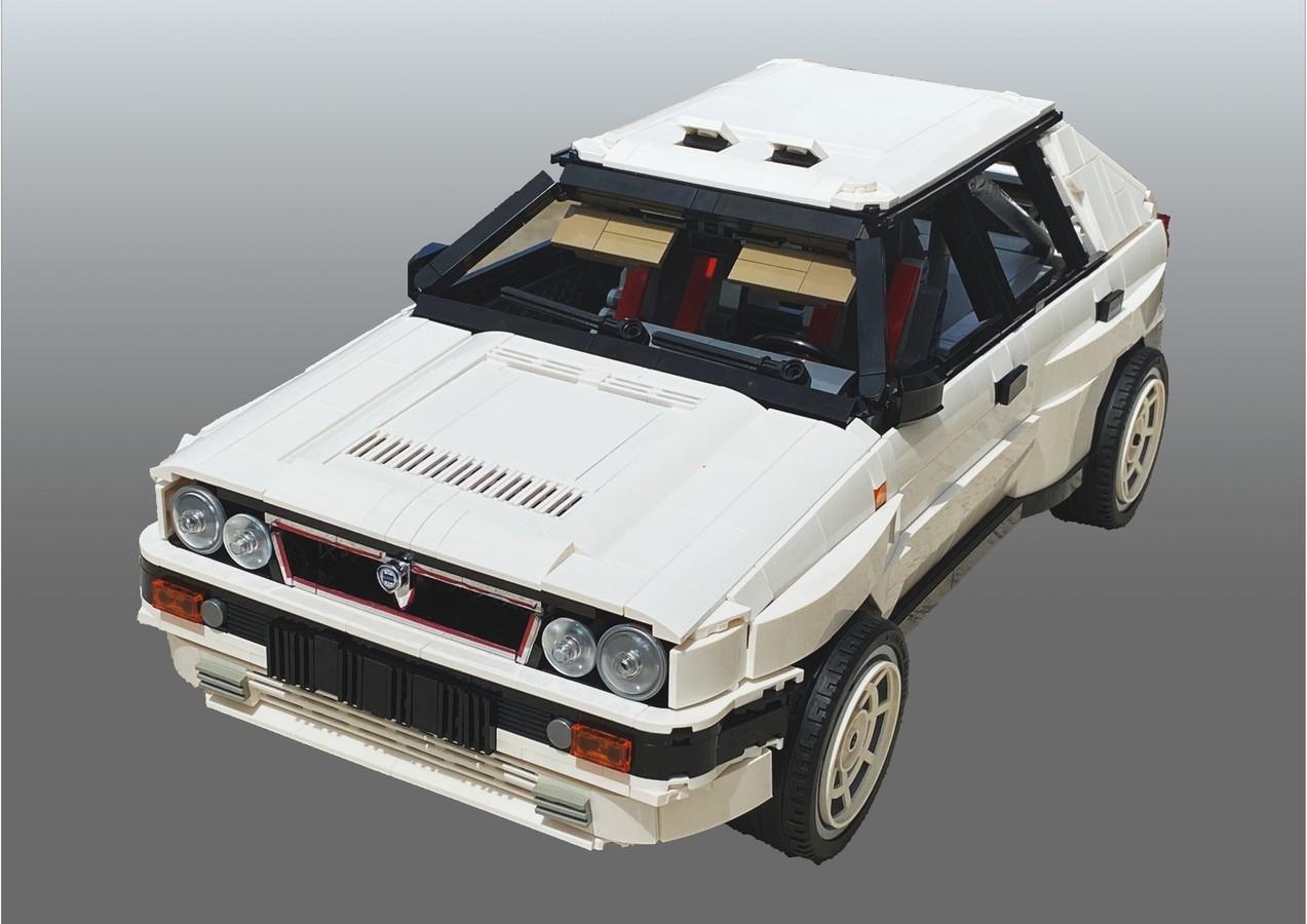 LEGO_Lancia_Delta_Integrale_Rally_Car_0005