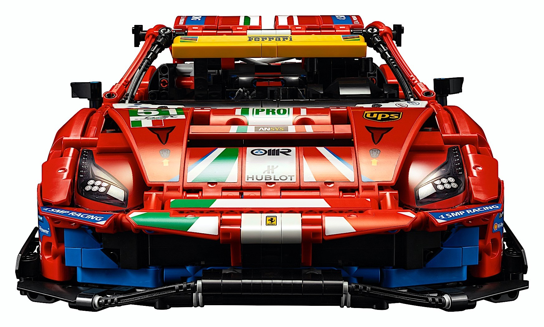Lego-Technic-Ferrari-488-GTE-AF-Corse-51-15